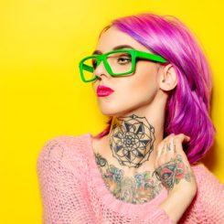 【医師が教える】色の入った刺青除去は不可能じゃない?カラフルタトゥーを消す方法